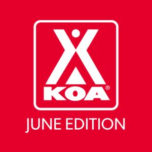 KOA Monthly Report - June Edition
