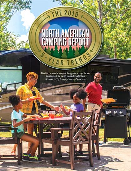 North American Camping Report (NACR) 2019