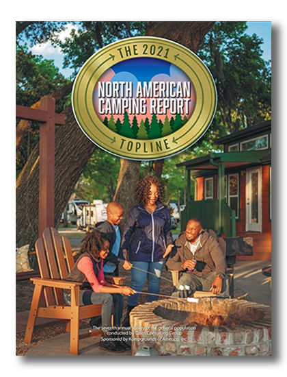 The 2021 North American Camping Report